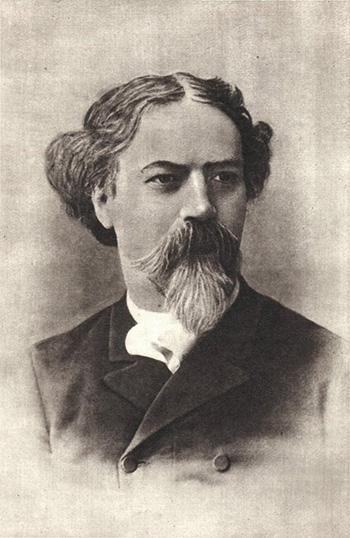 В.А. Котарбинский.Фото 1890-х гг.